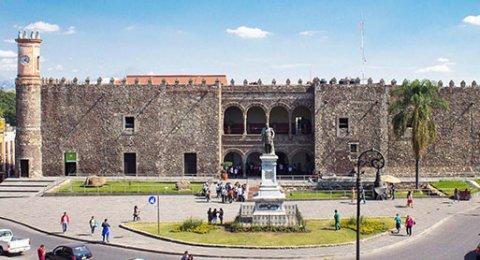 Morelos 75K Palacio de Cortés