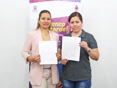 """<a href=""""/noticias/convenio-ineea-morelos-cid"""">CONVENIO INEEA MORELOS – CID</a>"""