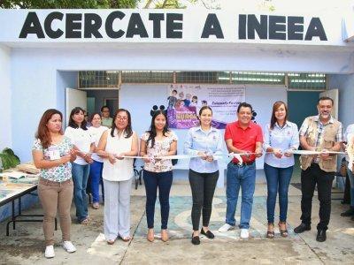 "<a href=""/noticias/ineea-reapertura-la-plaza-comunitaria-jonacatepec"">INEEA REAPERTURA LA PLAZA COMUNITARIA JONACATEPEC</a>"