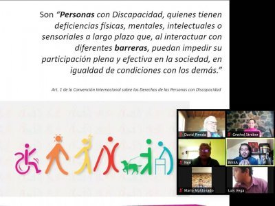 """<a href=""""/noticias/sensibilizacion-sobre-discapacidad-y-educacion-en-el-ineea"""">SENSIBILIZACIÓN SOBRE DISCAPACIDAD Y EDUCACIÓN EN EL INEEA </a>"""